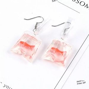 Jewelry - GORGEOUS FISH EARRINGS NEW